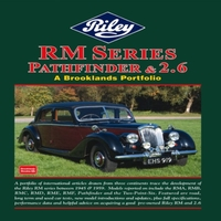 Riley RM Series Pathfinder & 2.6 a Brook