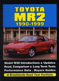 Toyota MR2 1990-1999 a Brooklands Road T