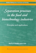 Separation Processes in the Food and Bio