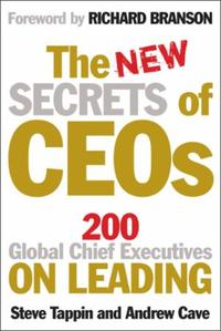 New Secrets of CEOs