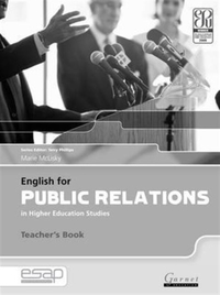 English for Public Relations in Higher E