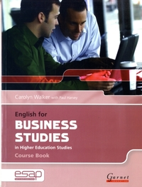 English for Business Studies Course Book