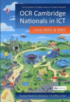 OCR Cambridge Nationals in ICT for Units