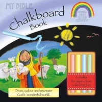 My Bible Chalkboard Book: Stories from t