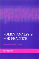 Policy analysis for practice