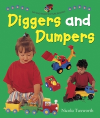 Say and Point Picture Boards: Diggers an