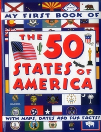 My First Book of the 50 States of Americ