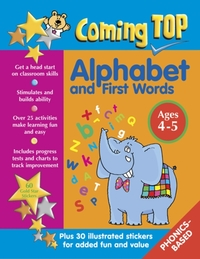 Coming Top: Alphabet and First Words - A