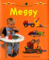 Say and Point Picture Boards: Messy