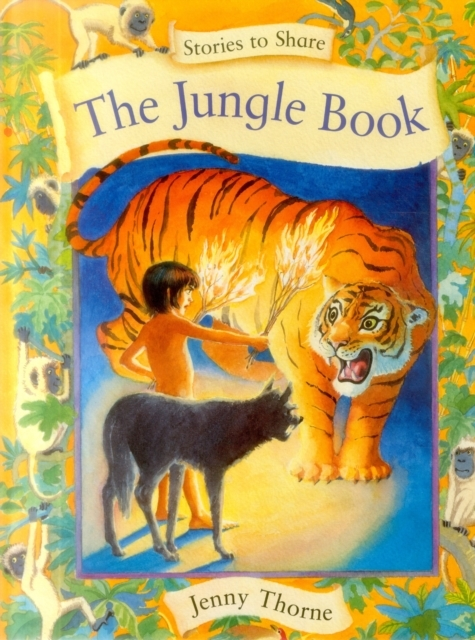 Stories to Share: The Jungle Book (Giant