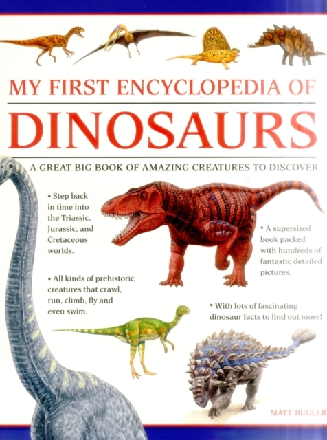 My First Encylopedia of Dinosaurs (Giant