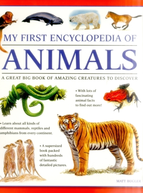 My First Encyclopedia of Animals (Giant