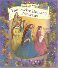 Stories to Share: The Twelve Dancing Pri