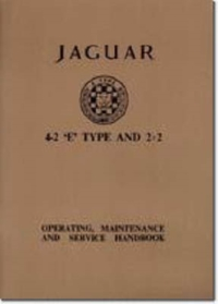 Jaguar E-Type 4.2 Series 1 Handbook