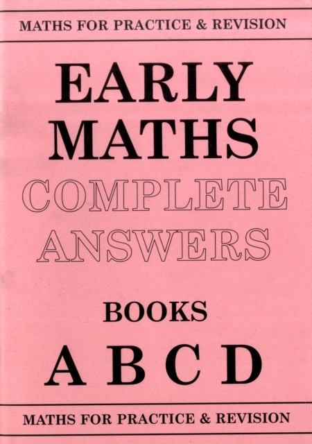 Maths for Practice and Revision