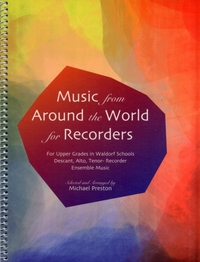Music from Around the World for Recorder