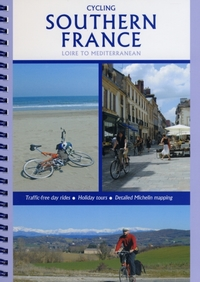 Cycling Southern France - Loire to Medit