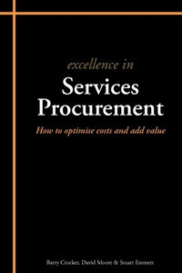 Excellence in Services Procurement
