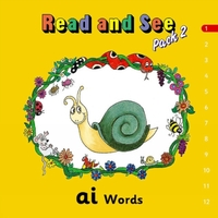 Jolly Phonics Read and See, Pack 2