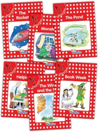 Jolly Phonics Readers, General Fiction,