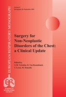 Surgery for Non-Neoplastic Disorders of