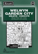 Welwyn Garden City Street Plan