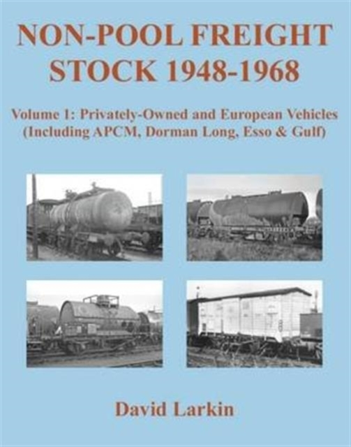 Non-Pool Freight Stock 1948-1968: Privat
