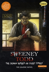 Sweeney Todd the Graphic Novel Original