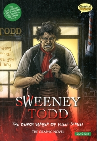 Sweeney Todd the Graphic Novel Quick Tex