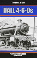 The Books of the Halls 4-6-0s