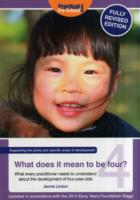 What Does It Mean To Be Four?