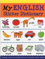 My English Sticker Dictionary