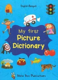 My First Picture Dictionary: English-Ben