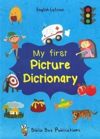 My First Picture Dictionary: English-Lat