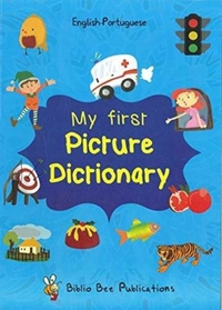 My First Picture Dictionary English-Port
