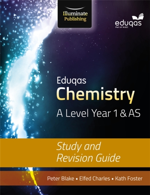 Eduqas Chemistry for A Level Year 1 & AS