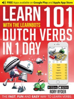 Learn 101 Dutch Verbs in 1 Day with the