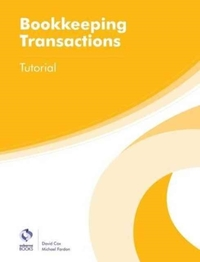 Bookkeeping Transactions Tutorial