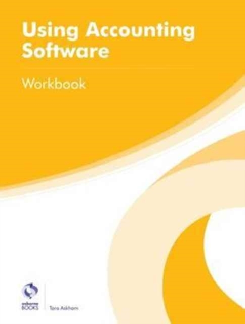 Using Accounting Software Workbook