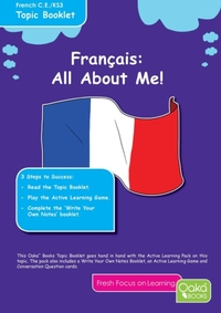 FRENCH ALL ABOUT ME