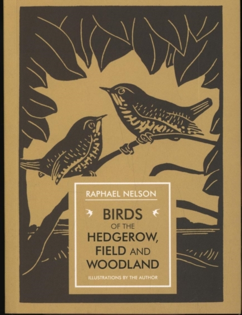 Birds of the Hedgerow, Field and Woodlan
