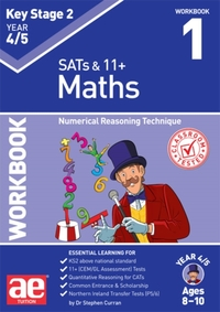KS2 Maths Year 4/5 Workbook 1