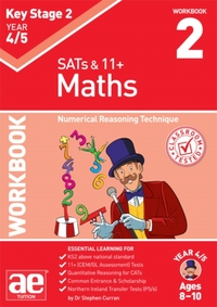 KS2 Maths Year 4/5 Workbook 2
