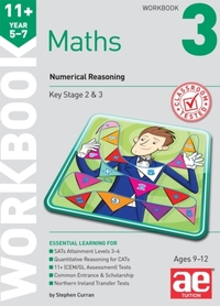 11+ Maths Year 5-7 Workbook 3