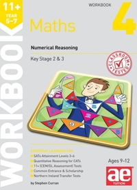 11+ Maths Year 5-7 Workbook 4