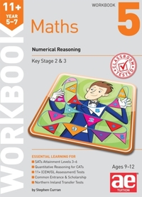 11+ Maths Year 5-7 Workbook 5