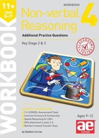 11+ Non-verbal Reasoning Year 5-7 Workbo