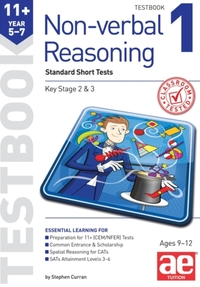 11+ Non-Verbal Reasoning Year 5-7 Testbo
