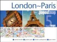 London & Paris PopOut Map
