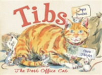 Tibs the Post Office Cat
